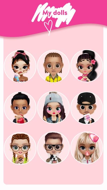 Character Creator Doll Maker