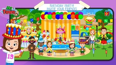 My Town : Sweet Bakery Empire screenshot 4