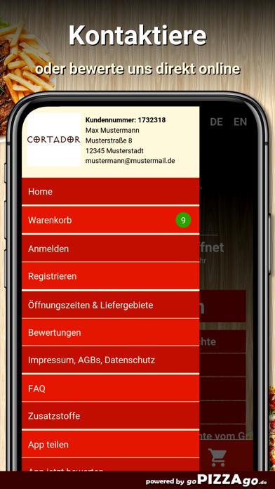 Cortador Steakhaus Berlin screenshot 3