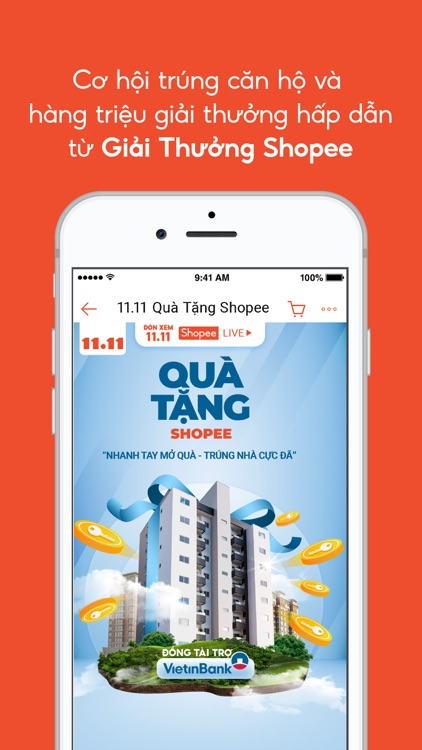 Shopee 11.11 Siêu Sale screenshot-3