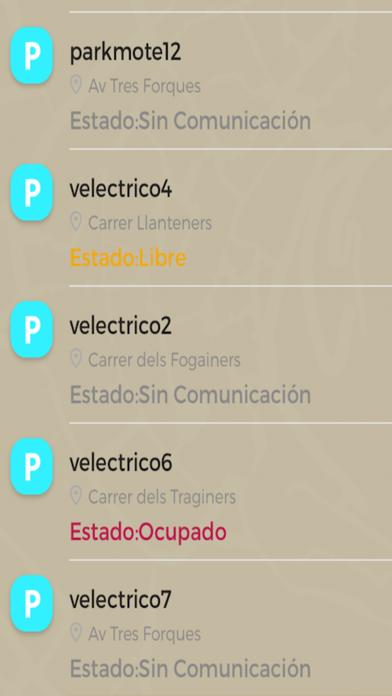 FindParkCaptura de pantalla de6
