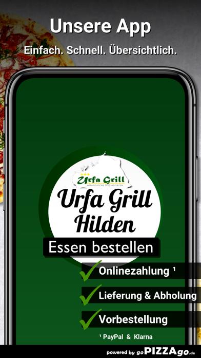 Urfa Holzofen Grill Hilden screenshot 1