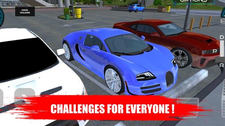 Car World Parking Multiplayer screenshot-4