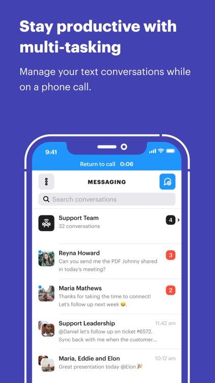 Cytracom Mobile screenshot-6