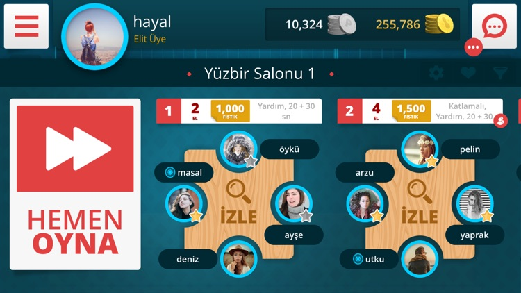 101 Yüzbir Okey screenshot-3