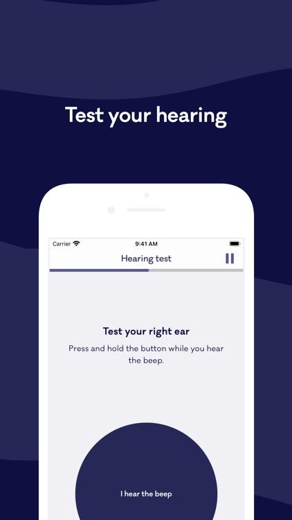 Mimi Hearing Test