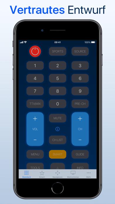 myTifi remote für Samsung TVScreenshot von 1