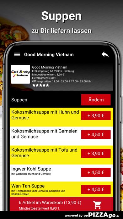 Good Morning Vietnam Hamburg screenshot 5