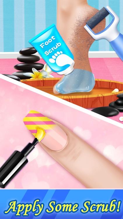 Makeover Games: Salon Makeup screenshot-4
