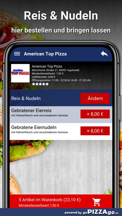 American Top Pizza Ingolstadt screenshot 6