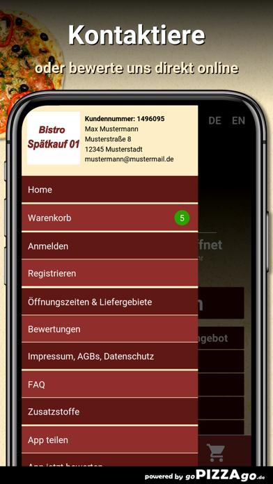 Bistro Spätkauf 01 Hildesheim screenshot 5