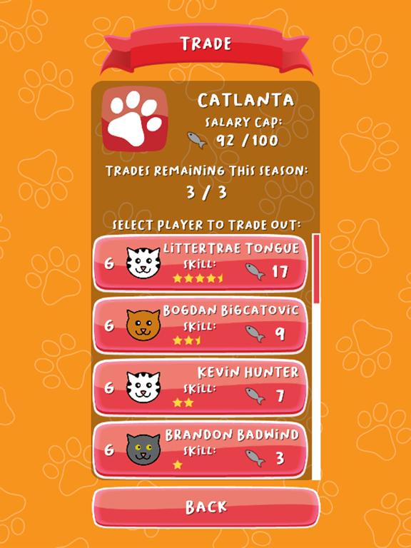 BasCATball Coach screenshot 10
