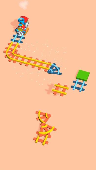 Lay Rail 3D screenshot 4