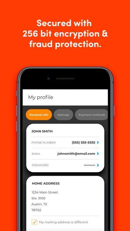 Self - Build Credit & Savings screenshot-4