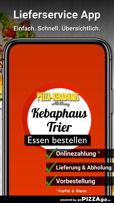 Kebaphaus Alt Ehrang Trier screenshot 1