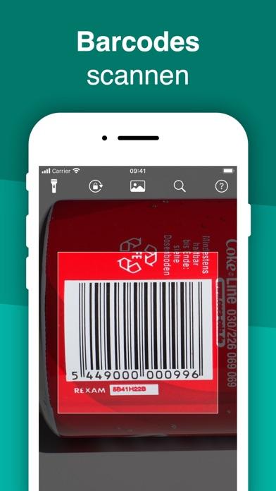 QR Code & Barcode ScannerScreenshot von 2