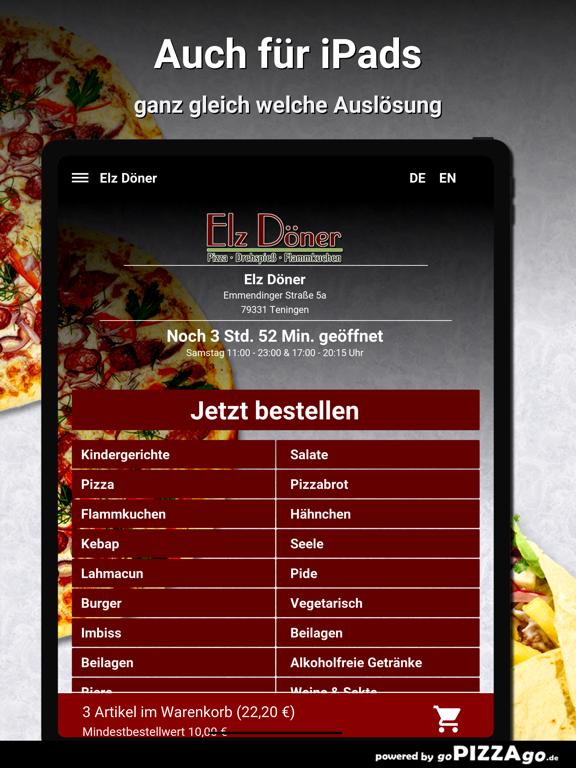 Elz Döner Teningen screenshot 7