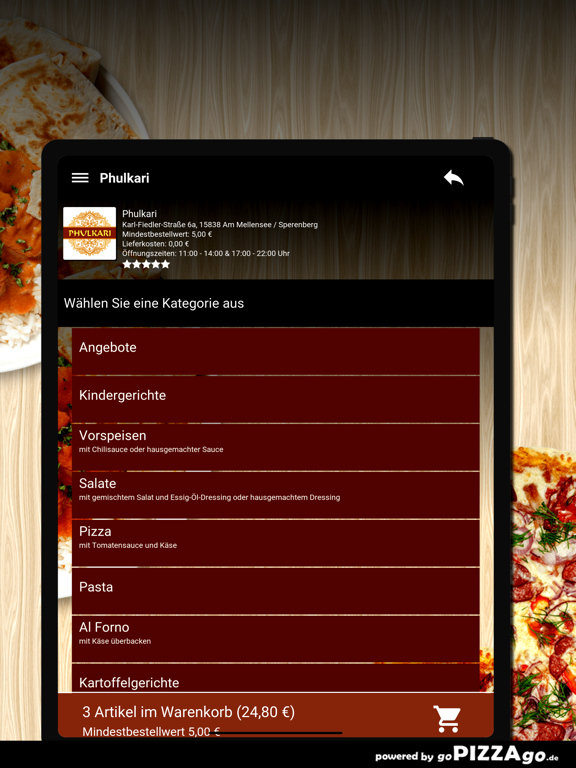 Phulkari Am Mellensee screenshot 8