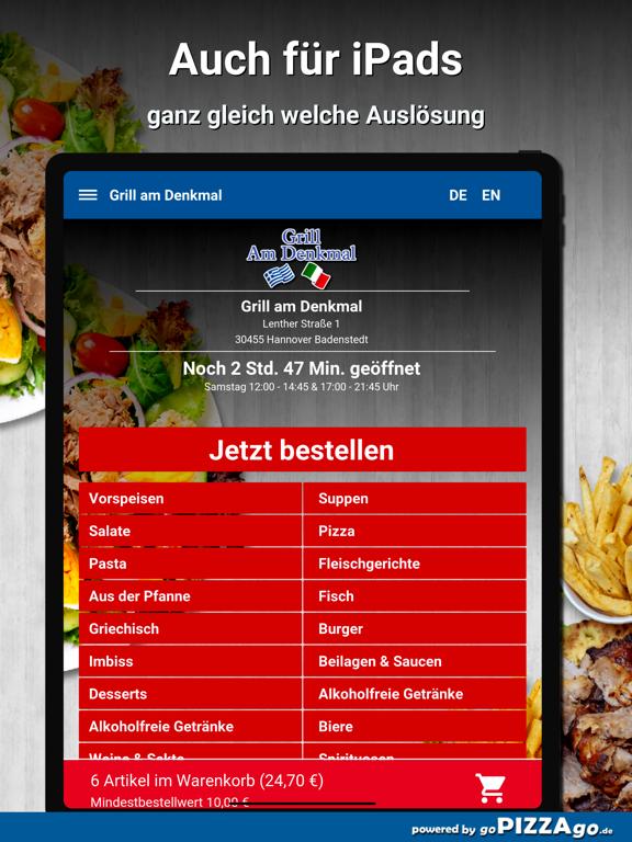Grill am Denkmal Hannover screenshot 8