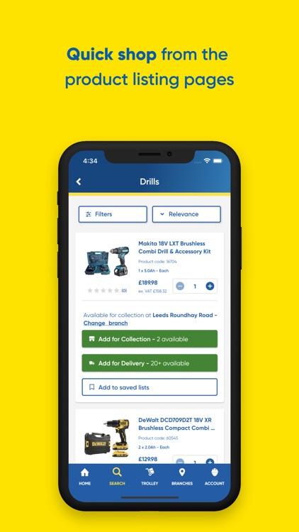 Toolstation App screenshot-3