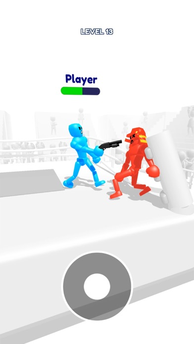 Stickman Ragdoll Fighter screenshot 3