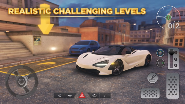 Real Car Parking 2 : Car drive screenshot-5