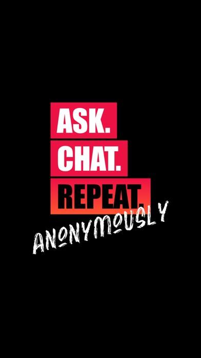 ASKfm: Ask Anonym Questions ScreenShot0
