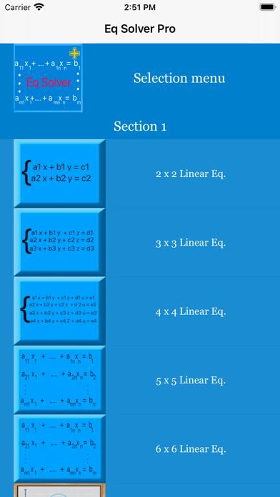 Baixar EqSolver Pro Calculator para Android