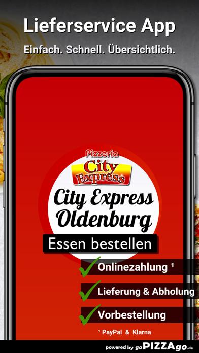 City Express Oldenburg screenshot 1