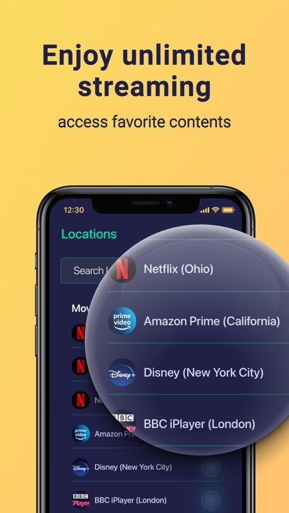 Easy Proxy : VPN for iPhone