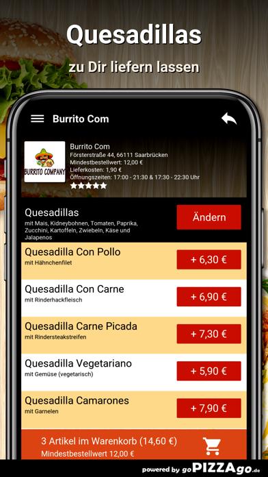 Burrito Com Saarbrücken screenshot 5