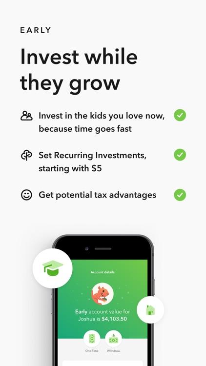 Acorns: Save & Invest screenshot-4