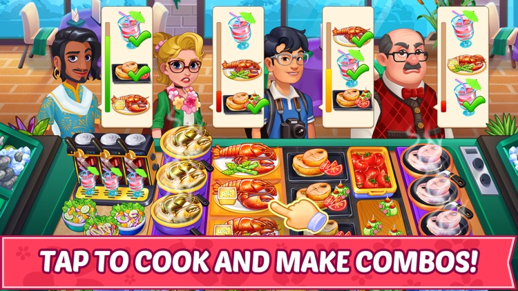 Cooking Story ™ Chef Cook Game