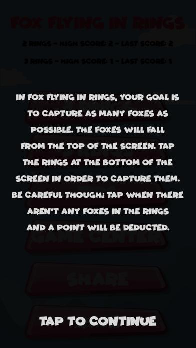 Fox Flying In Rings紹介画像3