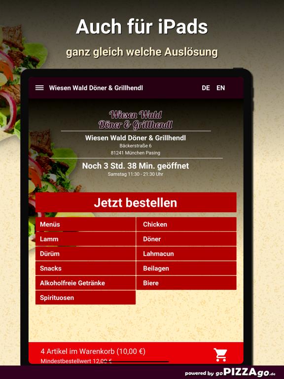 Wiesen Wald Döner screenshot 7