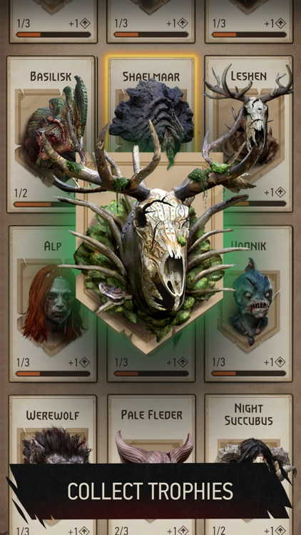 The Witcher: Monster Slayer screenshot-4