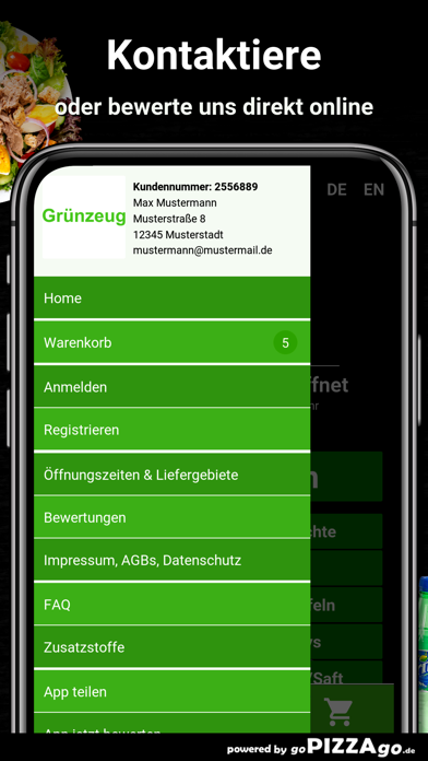 Grünzeug Erfurt screenshot 3