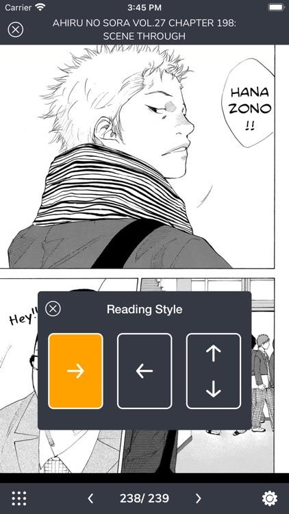 Manga Fox - Top Manga Reader screenshot-3