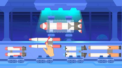 恐竜のロケット: 子供のためのゲーム紹介画像2