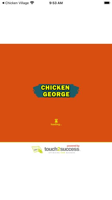Chicken George. screenshot 1