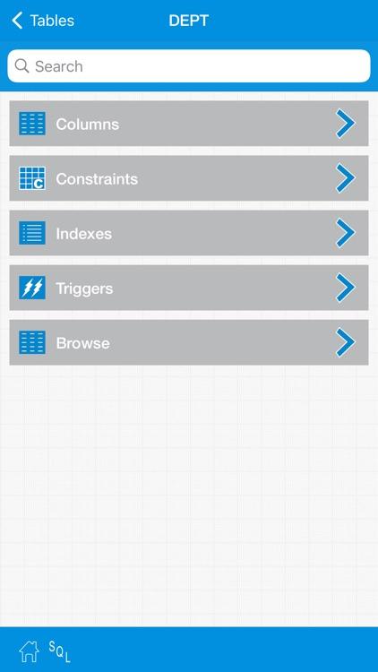 iOracleProg - Oracle Client screenshot-4
