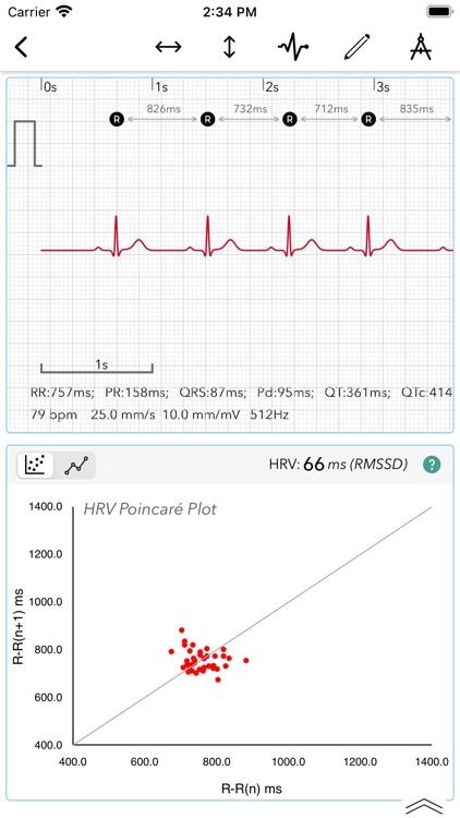 ECG Pro screenshot-3