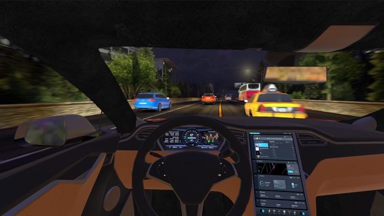 Racing in Car 2021 screenshot-7