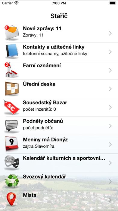 Staříč screenshot 1