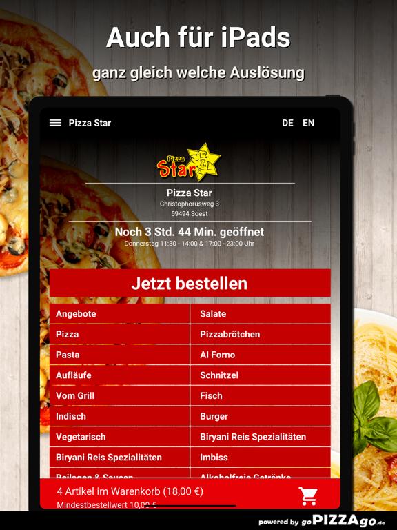 Pizza Star Soest screenshot 7