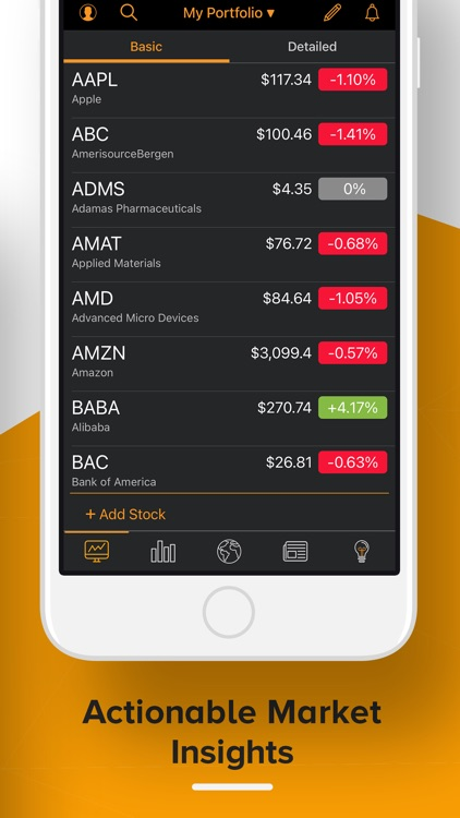 TipRanks Stock Market Analysis screenshot-3