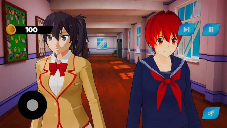 Sakura School Girl Life 3D