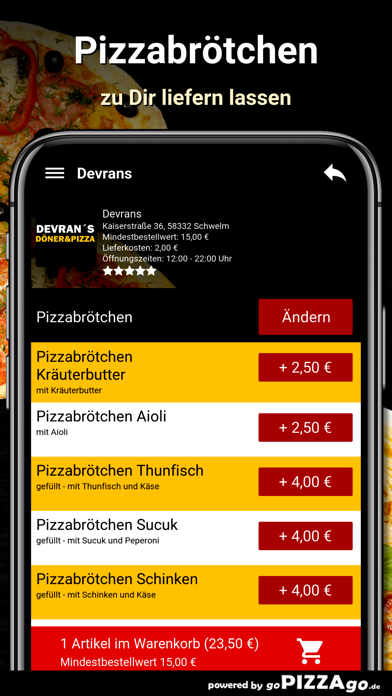 Devrans Schwelm screenshot 5