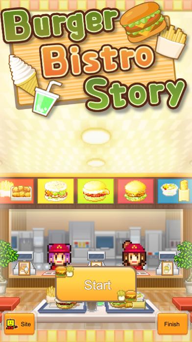 Burger Bistro Story screenshot 5
