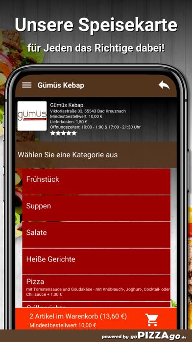 Gümüs Kebap Bad Kreuznach screenshot 4